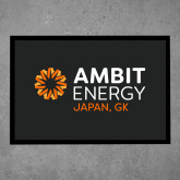 Full Color Indoor Floor Mat-Ambit Energy Japan