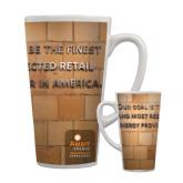 Full Color Latte Mug 17oz-Ambit Goal