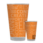 Full Color Glass 17oz-Independent Consultant