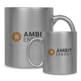 Full Color Silver Metallic Mug 11oz-Ambit Energy