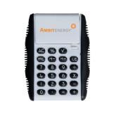 White Flip Cover Calculator-