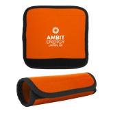 Neoprene Orange Luggage Gripper-Ambit Energy Japan