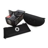 Under Armour Zone 2.0 Storm Black Sunglasses-Spark