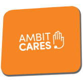 Full Color Mousepad-Ambit Cares
