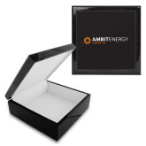 Ebony Black Accessory Box With 6 x 6 Tile-Ambit Energy Japan