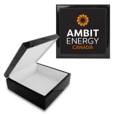 Ebony Black Accessory Box With 6 x 6 Tile-Ambit Energy Canada