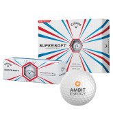 Callaway Supersoft Golf Balls 12/pkg-Ambit Energy