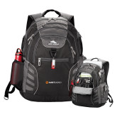 High Sierra Big Wig Black Compu Backpack-Ambit Energy