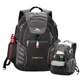 High Sierra Big Wig Black Compu Backpack-Ambit Energy