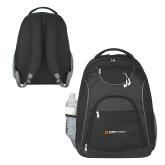 The Ultimate Black Computer Backpack-Ambit Energy Japan