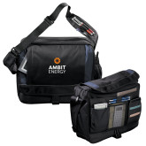 Excel Black/Blue Saddle Brief-Ambit Energy
