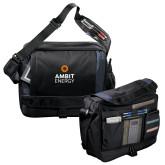 Excel Black/Blue Saddle Brief-Ambit Energy