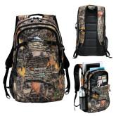 High Sierra Fallout Kings Camo Compu Backpack-Ambit Energy