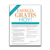 Customer Free Energy Pad, Spanish, 25 sheets/pad-