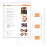 Sparking A Revolution Pad, English, 25 sheets/pad-