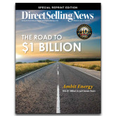 Direct Selling News Reprint, April 2014, 25/pkg-