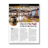 Direct Selling News Reprint, February 2015, 50/pkg-