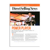 Direct Selling News Reprint, June 2015, 10/pkg-