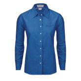 Ladies Royal Oxford Shirt-