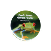 Profit From Green Power Button-