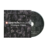 AMBITION Giveaway Videos 2008 to 2015-