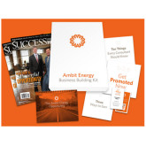 Starter Kit w/Business Cards, English-