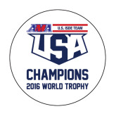 Large Decal-2016 World Trophy ISDE Champions