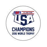 Small Decal-2016 World Trophy ISDE Champions