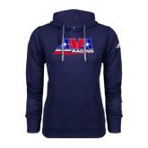 Adidas Climawarm Navy Team Issue Hoodie-AMA Racing