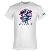 White T Shirt-US ISDE Team