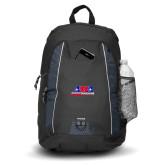 Impulse Black Backpack-AMA Racing