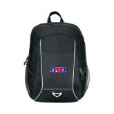Atlas Black Computer Backpack-AMA