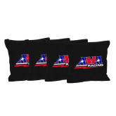 Black Cornhole Bags, Set of 4-AMA Racing