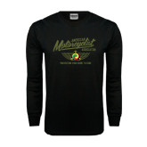 Black Long Sleeve TShirt-Protecting Your Right To Ride