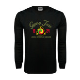 Black Long Sleeve TShirt-Gypsy Tour