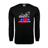 Black Long Sleeve TShirt-AMA Offroad Racing