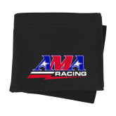 Black Sweatshirt Blanket-AMA Racing