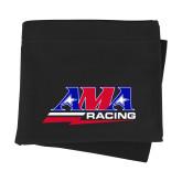 Black Sweatshirt Blanket-AMA Racing