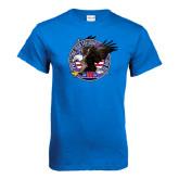 Royal T Shirt-AMA Freedom Rider
