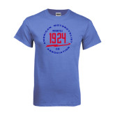 Arctic Blue T Shirt-1924 in Circle