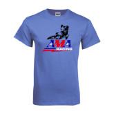 Arctic Blue T Shirt-AMA Flat Track Racing
