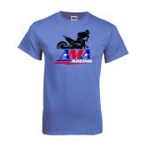 Arctic Blue T Shirt-AMA Offroad Racing