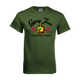 Military Green T Shirt-Gypsy Tour