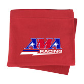 Red Sweatshirt Blanket-AMA Racing