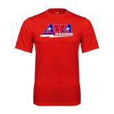 Performance Red Tee-AMA Racing