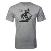 Sport Grey T Shirt-2016 ISDE Event Shirt