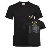 Black T Shirt w/Pocket-Gypsy Tour 2017