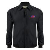 Black Players Jacket-AMA Racing