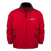 Red Survivor Jacket-AMA Racing