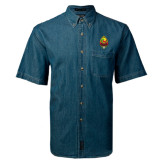 Denim Shirt Short Sleeve-Charter Life Member